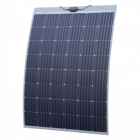 230W semi-flexible solar panel (made in Austria)