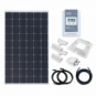 300W 12V/24V Complete solar charging kit with 20A MPPT controller