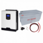 3kW Uninterrupted Power Supply (UPS) System with 4.8kWh energy storage