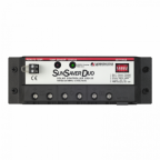Morningstar SunSaver Duo 25A 12V dual battery solar controller for caravans, motorhomes, boats and yachts