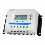 45A 12/24V solar charge controller / regulator with LCD display and powerful dual USB output (2.4A)
